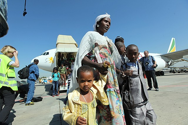 Israel gave birth control to Ethiopian Jews without their consent.