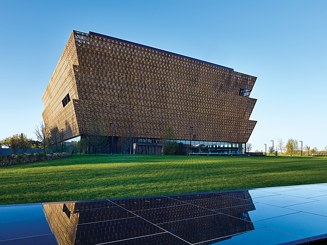 Opening of National Museum African American Cultural and History