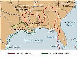 Hernando de Soto: Florida