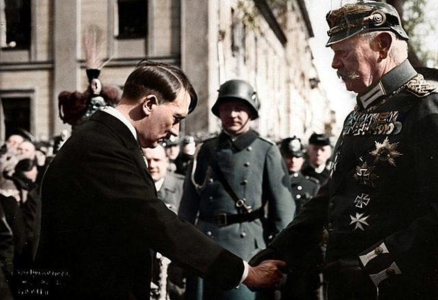 Hitler cancelliere della Germania