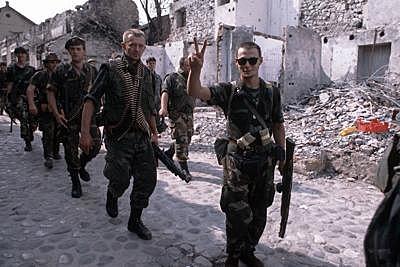 Guerra nell'ex Jugoslavia