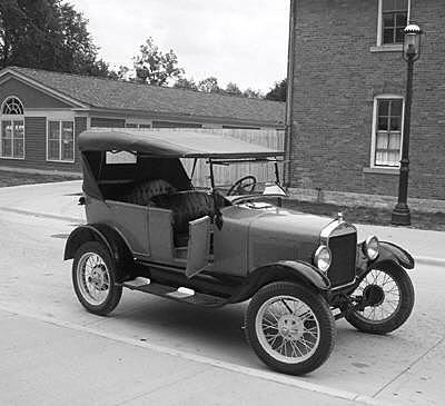 Nasce la Ford T