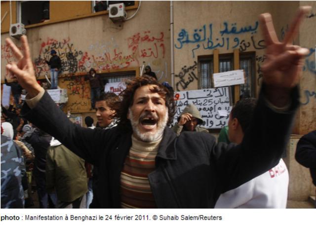 Benghazi libérée