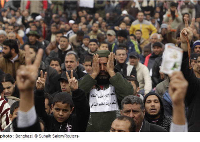 Benghazi s'organise