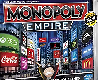 Monopoly Empire edition