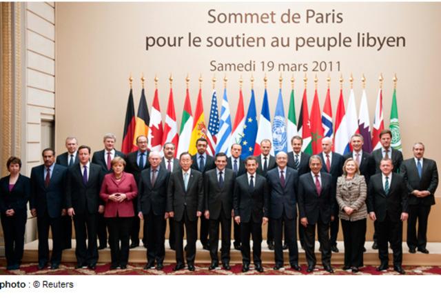 Le sommet de Paris