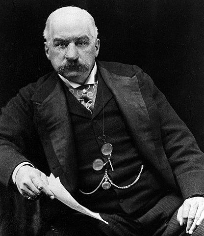J.P. Morgan Founds U.S. Steel