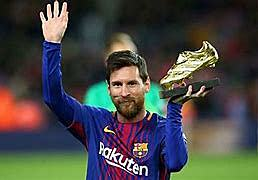 The fifth Golden Boot