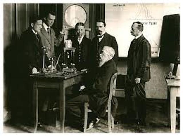 Willhelm Wundt: Abre el primer laboratorio de psicología