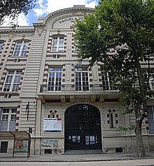 Fundación de la primera escuela Técnica