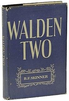 Skinner publica el libro Walden dos