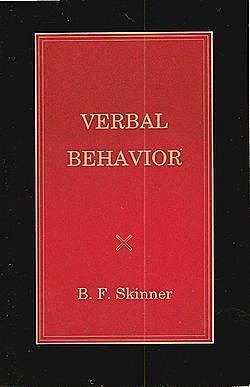 Skinner publica el libro Conducta verbal