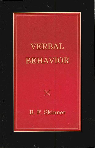 Skinner publica su libro La conducta verbal