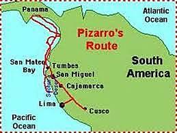 Francisco Pizzarro Sailed for Spain