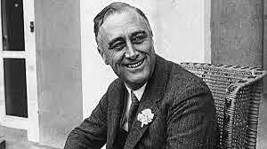 Roosevelt en su discurso vinculó las metas de una nación democrática con las del individuo.