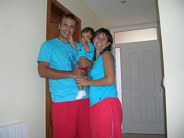 la meva primera festa major (14/08/2009)