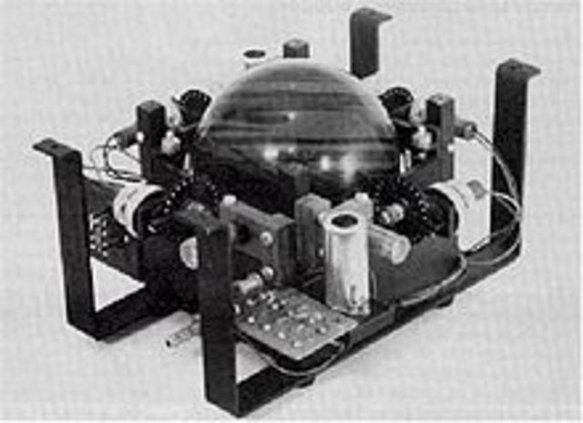 Invention of the Trackball