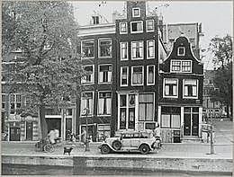 Anne Frank huis oprichting