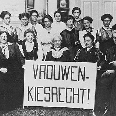 Vrouwenkiesrecht in Nederland