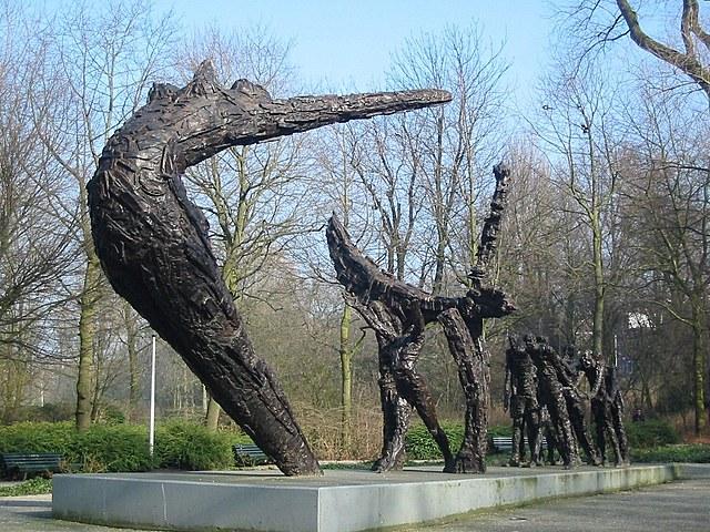 Nederland schaft slavernij af