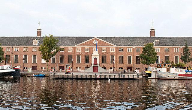 Hermitage Amsterdam opgericht