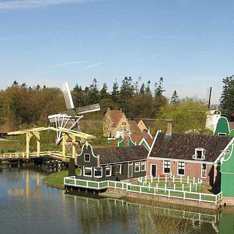 Openluchtmuseum Arnhem oprichting