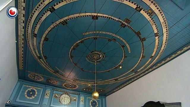 Eise Eisinga Planetarium opgericht als museum