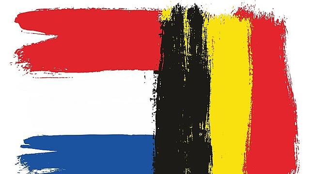 Belgen scheiden zich van Nederland