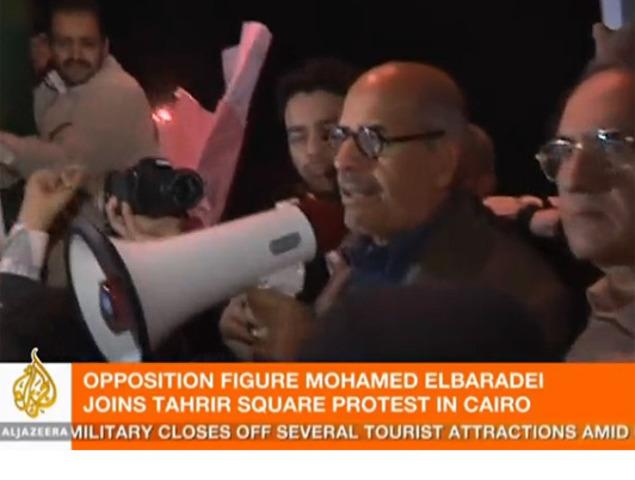 """El Baradei: """"Une ère nouvelle"""""""