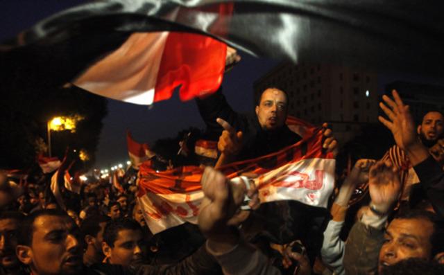"""Moubarak a enfin """"dégagé"""" !"""