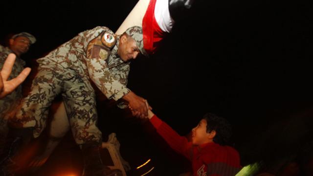 L'Egypte aux mains de l'armée