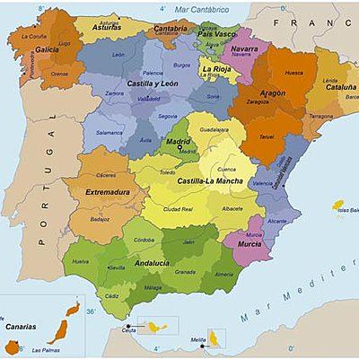 Historia d'Espanya (1833-2020) timeline