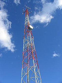 Primera red celular