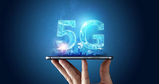 Quinta generación de dispositivos móviles