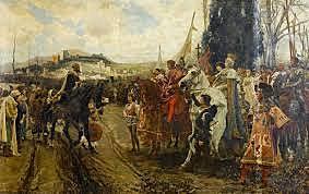 Granadát visszaszerzik a spanyolok a móroktól