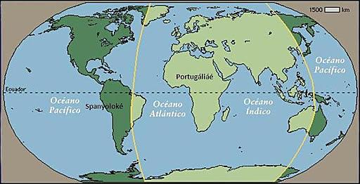 Tordesillasi szerződés