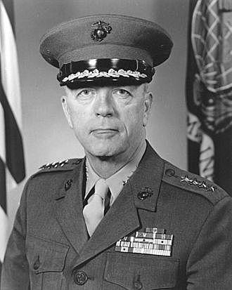 1972 - 1977: General Leonard Chapman heads Immigration and Naturalization Service
