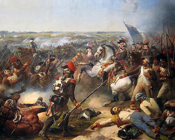 Vittoria francese di Fleurus e fine del terrore