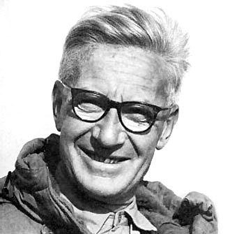 Lorenz entabla contacto con Nikolaas Tinbergen