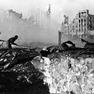 A második világháború timeline
