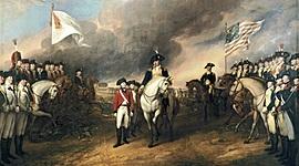rivoluzione Americana timeline