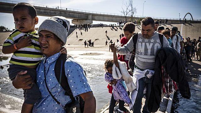 Change to U.S. Asylum Policy