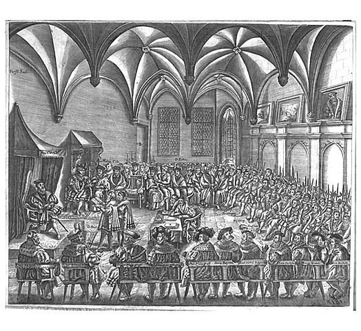 Augsburgi birodalmi gyűlés