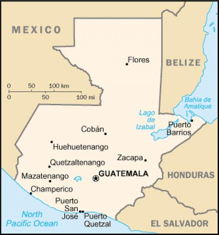 Creación de la Oficina de la Secretaría General de la OEA por diferendo entre Guatemala y Belice