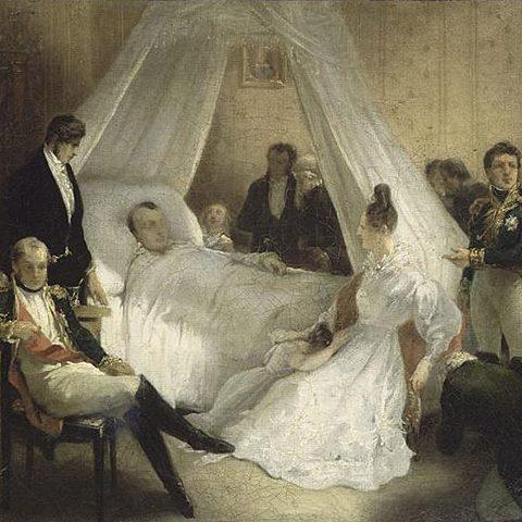 Napoleone Bonaparte muore