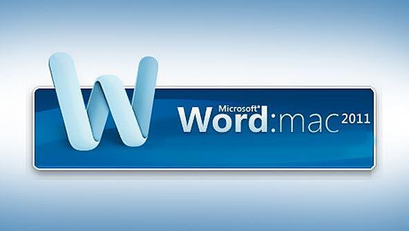 WORD: MAC 2011