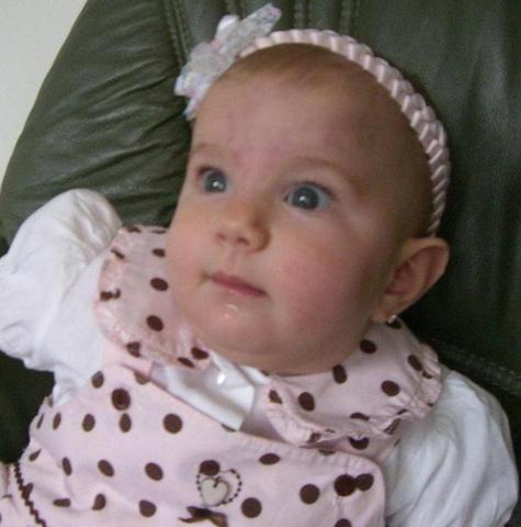 nacimiento de mi hermana