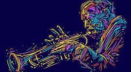 Jazzaren historia timeline