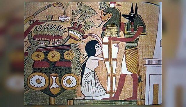 """Sexu orala"". Egipziar zibilizazioa (3150 a.C - 31 a.C)"