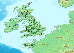 Inglaterra Anglosajona